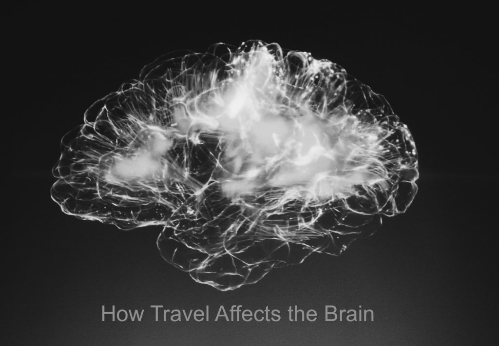 how travel affects the brain adventure clues