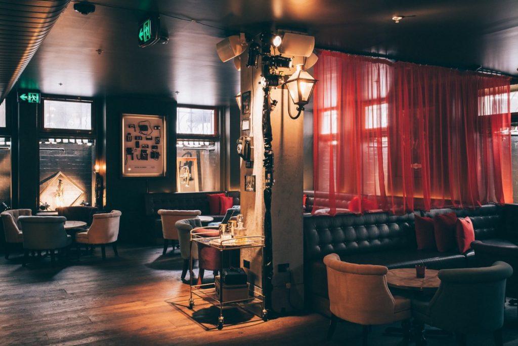 speakeasy bar Adventure Clues