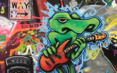 Famous Counterculture – Exploring the Melbourne Street Art Scene