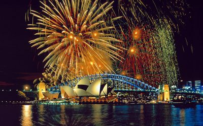 Things to do for New Years in Sydney 2020