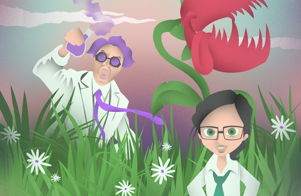 THE MAD BOTANIST FOR KIDS