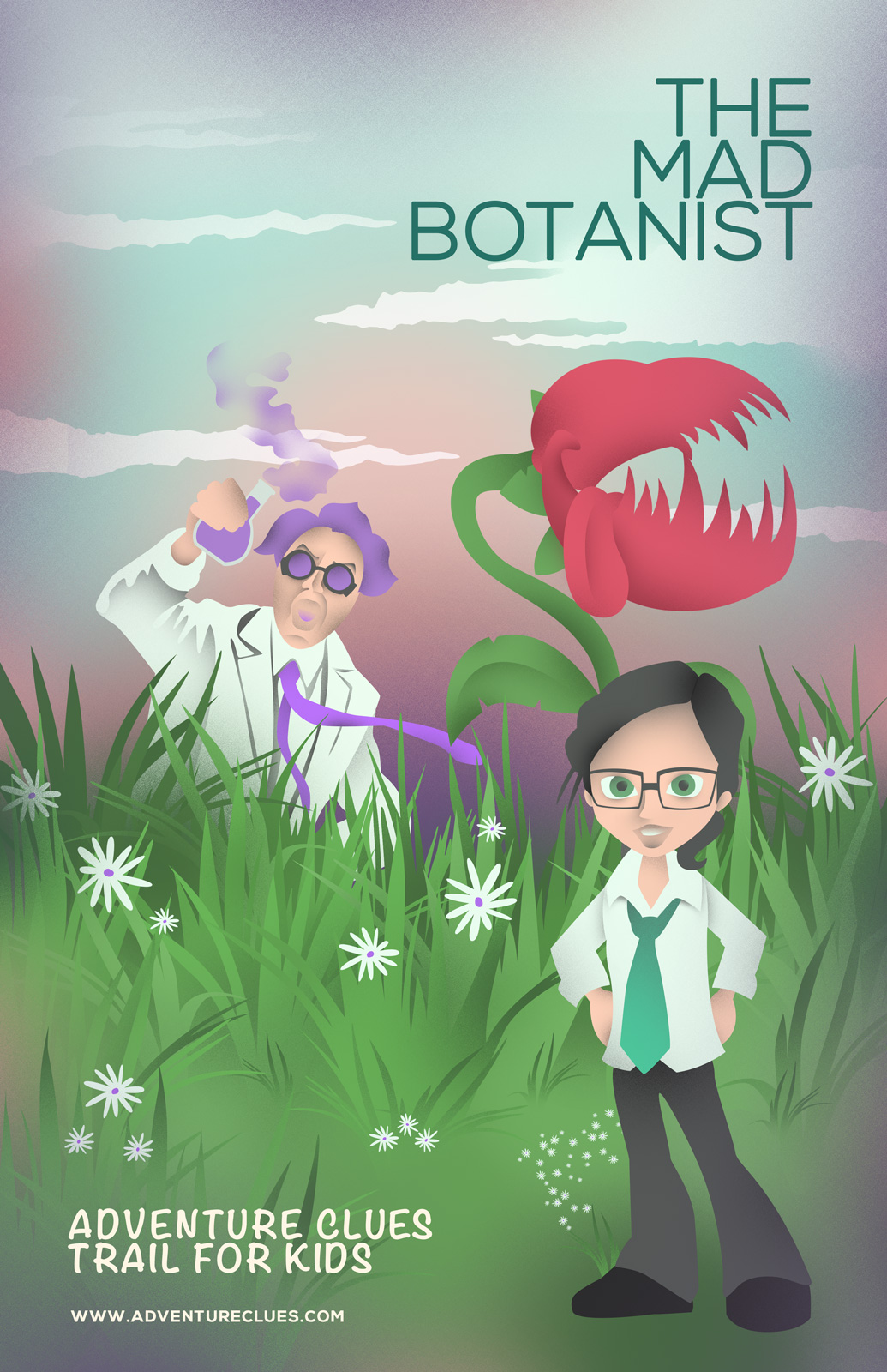 mad botanist sydney kids scavenger hunt fun