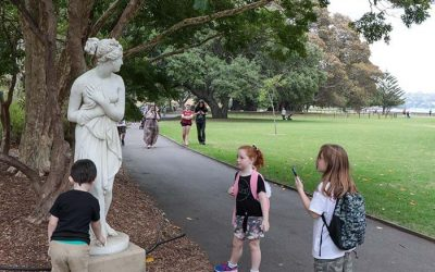 The Best Scavenger Hunt in Sydney for Kids